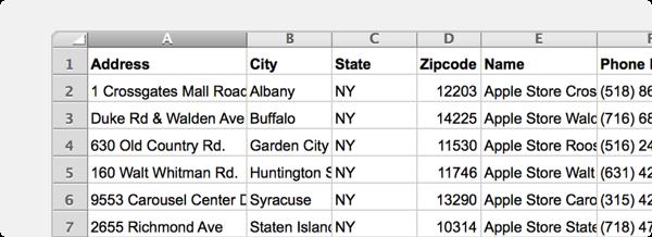 Karte Mit Markierungen Erstellen Kostenlos.Batchgeo Erstellen Sie Karten Aus Ihren Daten